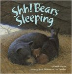 shh bears sleeping